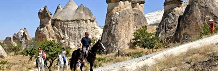 Horse-back Riding Tours